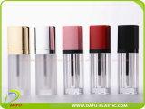 De Verpakkende Buis van de lipgloss voor Lipgloss met Borstel