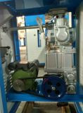 Distributeur d'essence à l'intérieur de la pompe de débitmètre de Bennete de pompe de Bennett