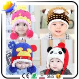 Chapeau de l'hiver et de la mode et chapeau de chapeau et d'enfants et le chapeau en maille en laine et Casquette pour cadeaux promotionnels