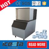 100kgs utilisé cube de glace commerciale de la machine pour la transformation des aliments