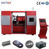 500W, 1000W, 2000W, máquina de estaca do laser da fibra do CNC de 3000W Ipg