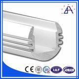 中国の製造業者はアルミニウム、LEDアルミニウムプロフィールの側面図を描く