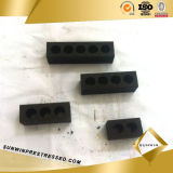 China-Fabrik-flacher Anker für Pfosten-Spannkraft PC Strang