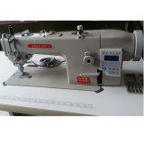 Alimentação compacta de flatbed com processamento computadorizado Máquina de costura de material grosso (ZH0318)