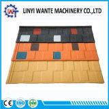 2017の安い建物の屋根ふき材料の高品質の石の上塗を施してある鉄片屋根瓦