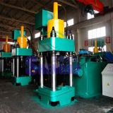 De hydraulische het Indienen van het Ijzer van het Koper van de Schroot Machine van de Briket (Ce)