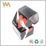 Caja de papel corrugado para esmalte de uñas cosméticos