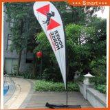 Рекламировать знамя, напольное знамя, знамя летая