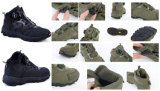 тактическое Смещать-Упорное воискао 3-Colors Boots ботинки напольных спортов Hiking тапка