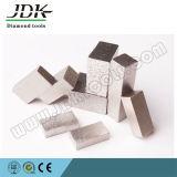 O segmento retangular do diamante para o diamante de mármore considerou ferramentas de estaca da lâmina