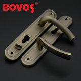 Do russo de alumínio do fechamento de porta do punho da placa do ferro modelo quente do Sell (F8503-L96) com botão do zinco