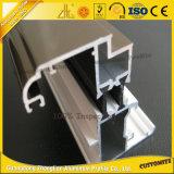 Ventana de aluminio OEM y marco de la puerta con aislamiento térmico de aluminio
