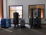 Pequeño generador del nitrógeno del patín compacto