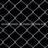직류 전기를 통한 체인 연결 담 (다이아몬드 철망사) PVC 입히는 체인 연결 담