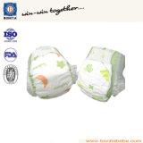 Couche-culotte de bébé de la Chine/couche remplaçables en gros de bébé