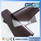 Alto rendimiento goma imán con adhesivo, PVC, mascotas, papel de cobre