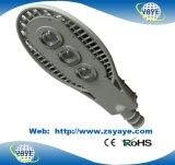 Lámpara del camino de la MAZORCA LED de la luz de calle de la MAZORCA LED de la aprobación 150W de Yaye 18 Ce/RoHS con 3 años de garantía