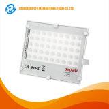 Indicatore luminoso di inondazione esterno di IP65 50W SMD LED con il certificato del Ce