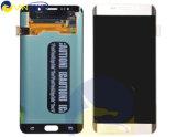 Handy LCD-Bildschirmanzeige für Belüftungsgitter des Samsung-S6 Rand-G925 LCD