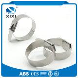 316 sem revestimento metálico de Braçadeiras de Aço Inoxidável Fabricante