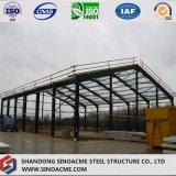 Bouw van de Workshop van de Structuur van het Staal van Sinoacme de Hoge Stijging Geprefabriceerde