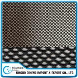 Tela de filtro ativada Fishnet do ar da fibra do carbono do engranzamento de Rhomb