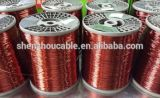 Emaillierter Aluminiumflachdraht der elektrischen Draht-Swg10-35