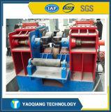 Le manuel mécanique règlent la poutre en double T redressant la machine