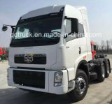 High Cab FAW new J5P tractor head Truck, FAW head truck, truck head, premium account mover