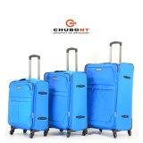 Chubont 2016の新しい3PCS 4車輪の荷物袋