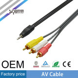 Cable Sipu 3.5mm macho a hembra Cable AV Cable de audio