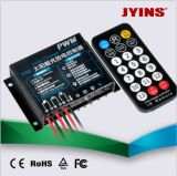 Controlemechanisme van de Last 5A/10A/15A/20A het Automatische PWM van Jyins 12V/24V Zonne