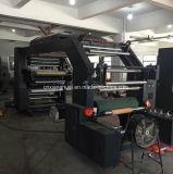 Machine d'impression de Flexo de rouleau pour le Nonwoven de papier de roulis de film plastique de roulis
