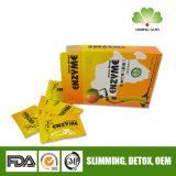 Самые лучшие чай, Detox & Slimming сока порошка плодоовощ доли
