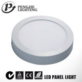 Économies d'énergie 12W à LED pour éclairage du panneau de surface (rond) de bureau