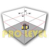 Niveau de laser rotatif automatique à haute précision (SRE203-X)