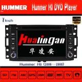Reproductor de DVD de coche para Hummer H3 navegación GPS Hualingan