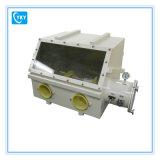 Caja de guantes de vacío de acero inoxidable para baterías de iones de litio