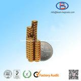N48 Magneten de van uitstekende kwaliteit van de Schijf van NdFeB van het Neodymium