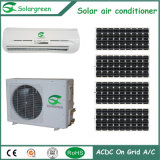 Wand-aufgeteilter Typ Solarklimaanlage der Acdc Energieeinsparung-90%