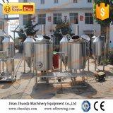 strumentazione della fabbrica di birra della birra di 3bbl 5bbl 7bbl da vendere