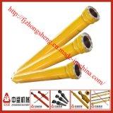 Barril del tubo del cilindro hidráulico del excavador y de cilindro