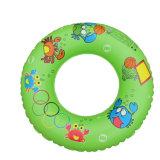 Haltbarer umweltfreundlicher Belüftung-aufblasbarer Wasser-Schwimmen-Ring
