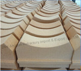 Brique d'argile dense