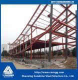 Leichter Stahlkonstruktion-Rahmen mit Träger für Dekoration