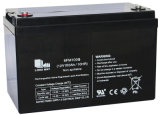 12V100ah Rechargeable Deep Cycle Solar Battery