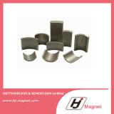 Starker Lichtbogen permanenter NdFeB Magnet-Hersteller des Neodym-N52 mit freier Probe
