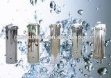 Ss304 Industrial de PP de segurança do alojamento do filtro de cartucho máquina de filtração de água