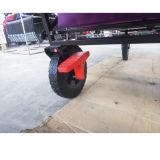 Beweglicher faltender Strand-Lastwagen mit Kabinendach