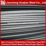Barre en acier déformée à grille en acier à chaud avec stock